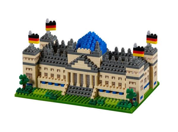 Bild von BRIXIES Reichstag Berlin