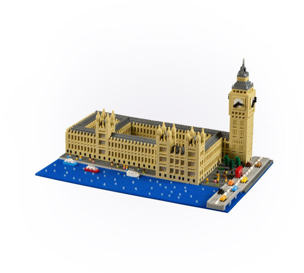 "Bild von BRIXIES Big Ben ""Limited Collector's Edition"""
