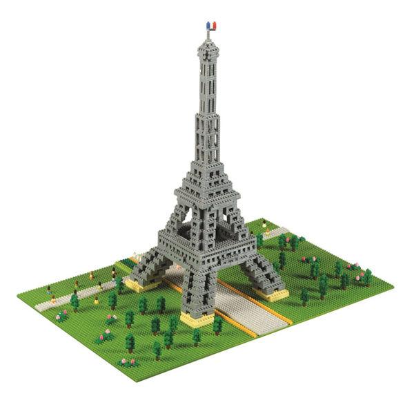 """Bild von BRIXIES Eiffelturm """"Limited Collector's Edition"""""""