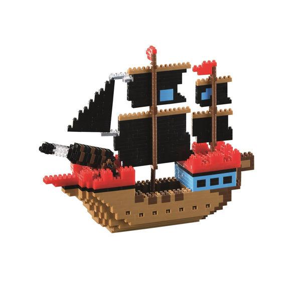 Bild von BRIXIES Piratenschiff