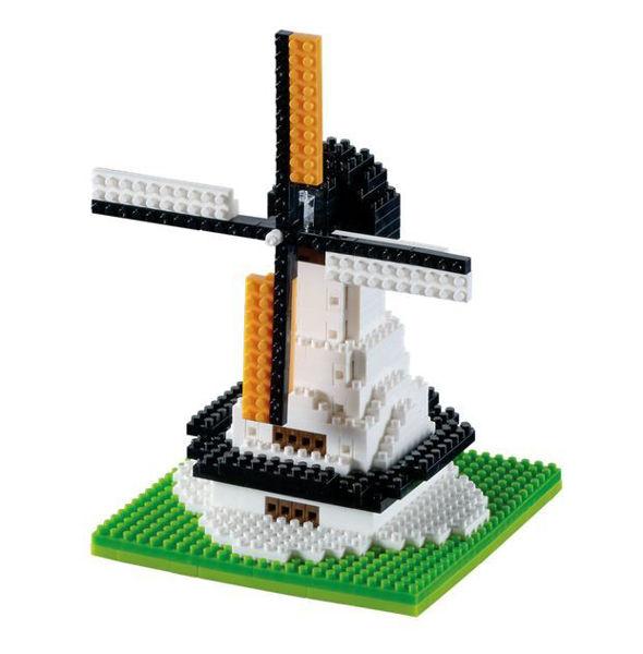 Bild von BRIXIES Große Windmühle