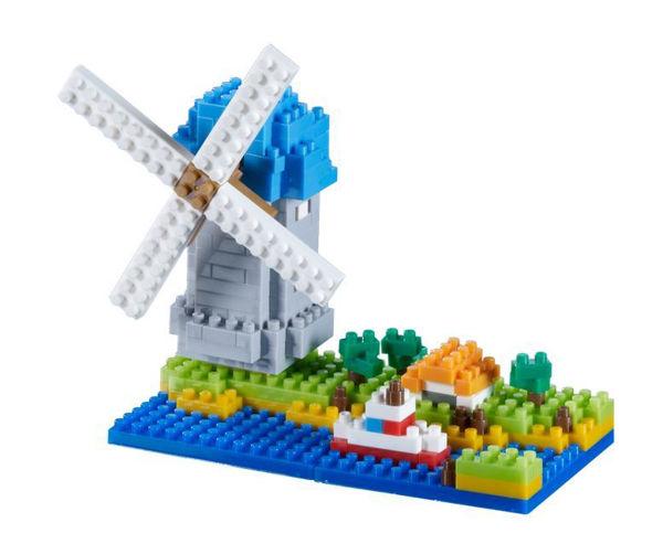 Bild von BRIXIES Windmühle