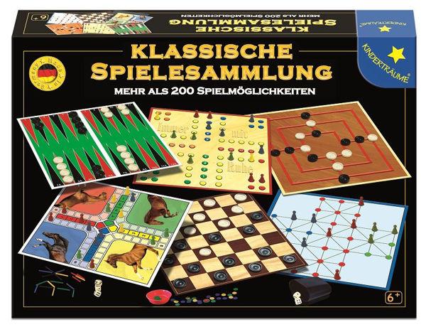 Bild von Klassische Spielesammlung