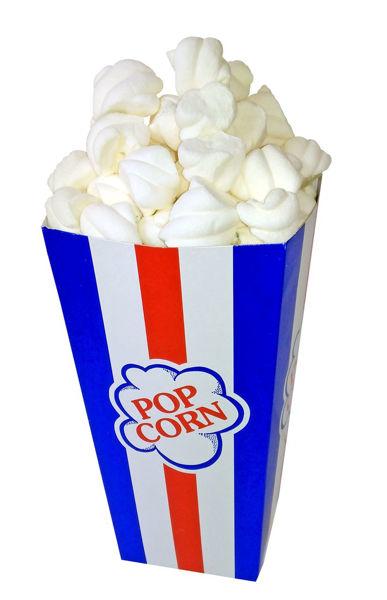 """Bild von Marshmallow """"Popcorn"""""""