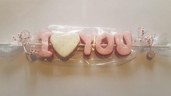 """Bild von Marshmallow """"I love you Kebab"""""""