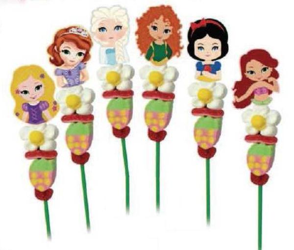 """Bild von Marshmallow """"Princess Kebab"""""""