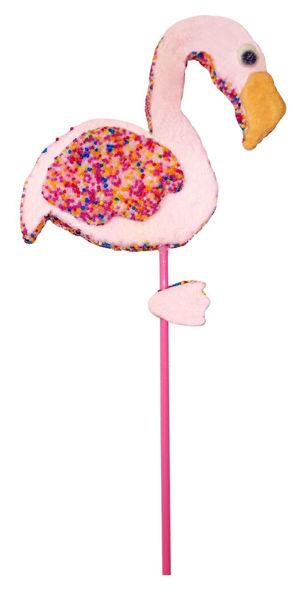 """Bild von Marshmallow """"Flamingo Lollipop"""""""