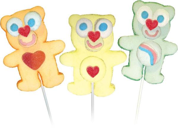 "Bild von Marshmallow ""Bears Lollipop"""