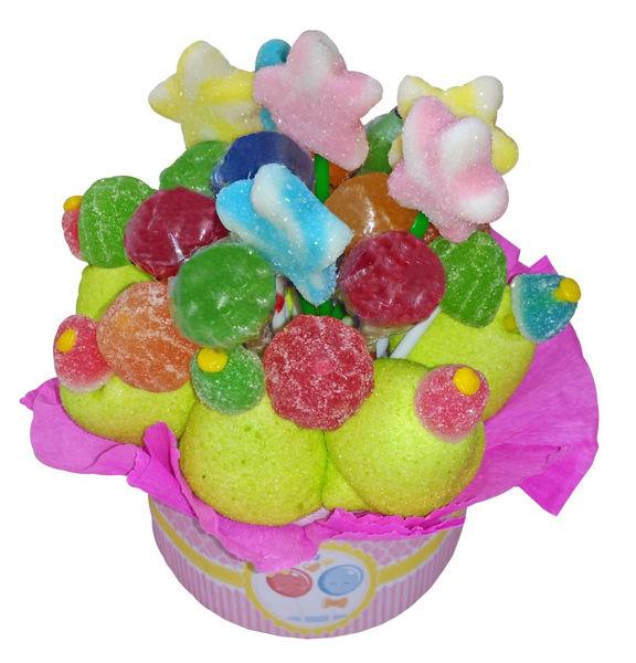 "Bild von Marshmallow ""Chupa Cake"""