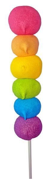 """Bild von Marshmallow """"Kebab Colours"""""""