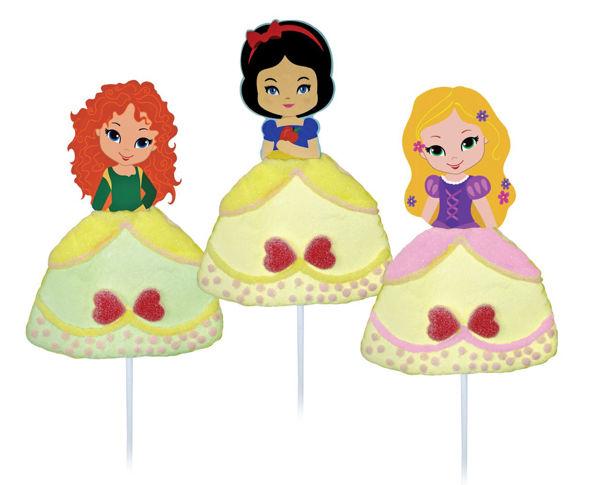 """Bild von Marshmallow """"Princess Lollipop"""""""
