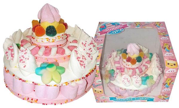 """Bild von Marshmallow """"Sweet Cake"""""""