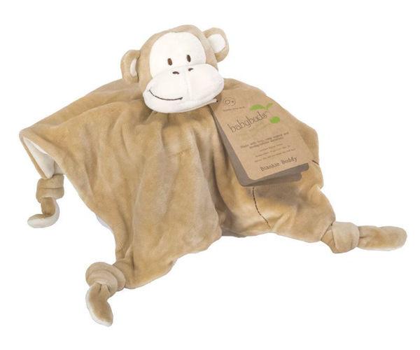 Bild von Doudou Baby-Schmusetuch Affe