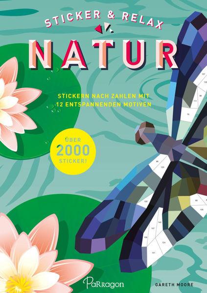 Bild von Sticker & Relax Natur