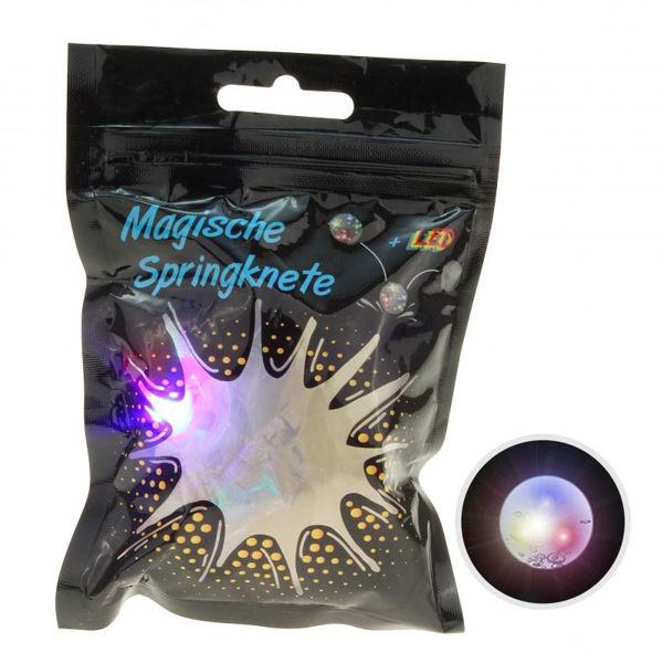 Bild von Magische Springknete mit LED