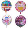 Bild von Folienballon Happy Birthday