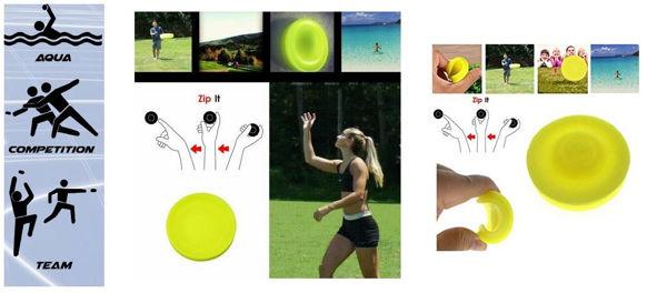Bild von Mini Frisbee