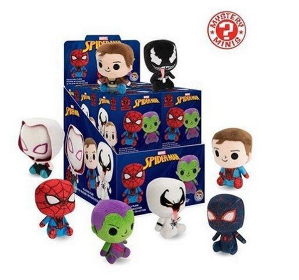 Bild von Funko Mystery Minis Spiderman