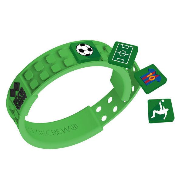 Bild von Pixie Crew - Armband, grün, Football