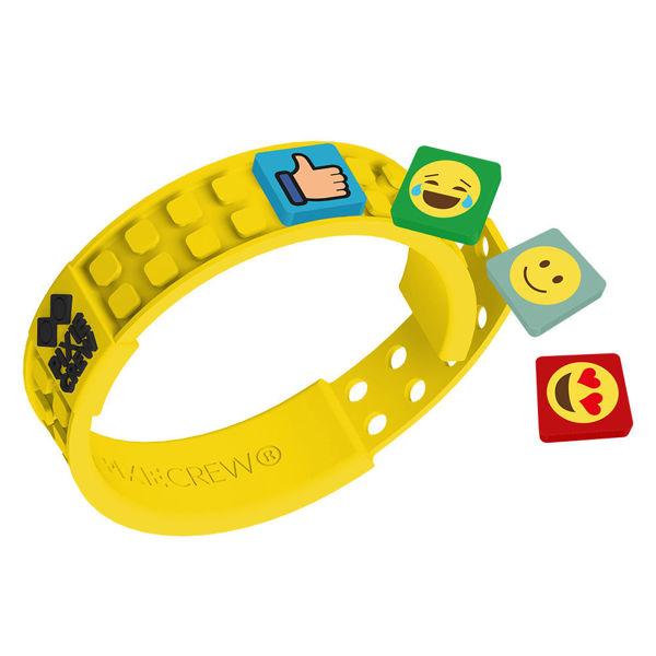 Bild von Pixie Crew - Armband, gelb, Emotions