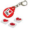 Bild von Pixie Crew - Schlüsselanhänger, rot