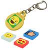 Bild von Pixie Crew - Schlüsselanhänger, gelb