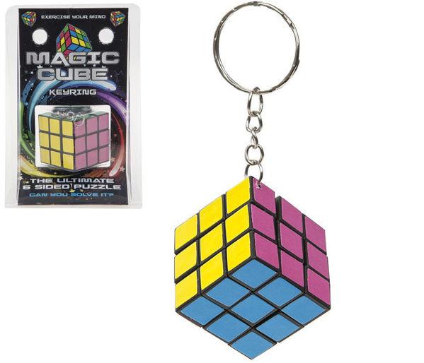 Bild von Magic Cube Keychain