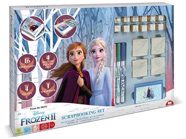 Bild von Frozen Scrapbooking Set