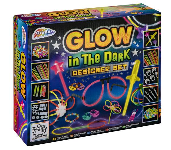 Bild von Glow in the dark - Designer Set