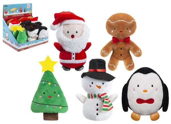Bild von Christmas Plüsch Mix