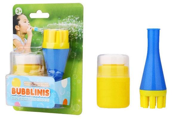 Bild von Bubblinis - Mini Seifenblasen Konfetti