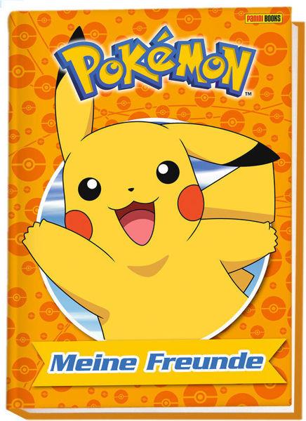 Bild von Pokemon Freundebuch