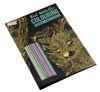 Bild von Malbuch mit  Metallic-Stiften